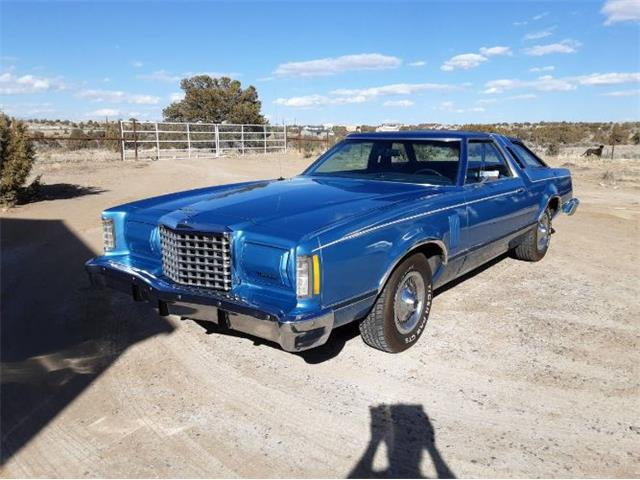 1977 Ford Thunderbird (CC-1507367) for sale in Cadillac, Michigan