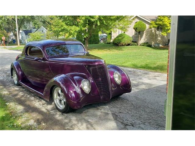1937 Ford Coupe (CC-1507373) for sale in Cadillac, Michigan