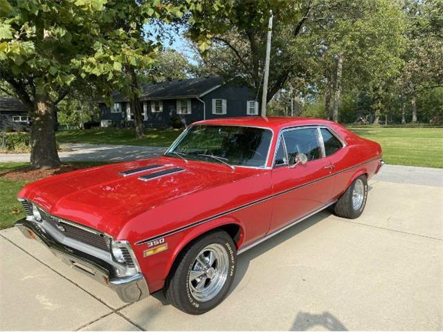 1972 Chevrolet Nova (CC-1507374) for sale in Cadillac, Michigan
