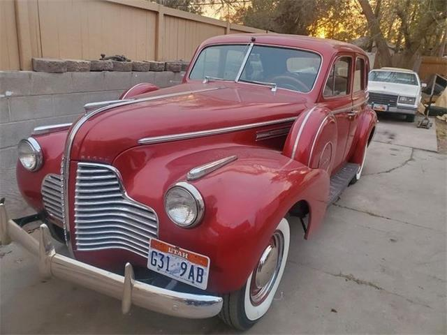 1940 Buick Special (CC-1507376) for sale in Cadillac, Michigan