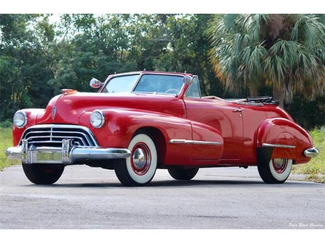 1947 Oldsmobile 98 (CC-1507377) for sale in Cadillac, Michigan