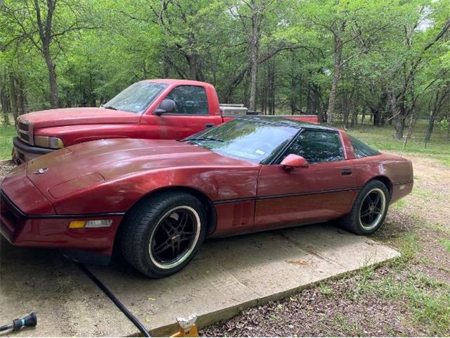 1988 Chevrolet Corvette (CC-1507380) for sale in Cadillac, Michigan