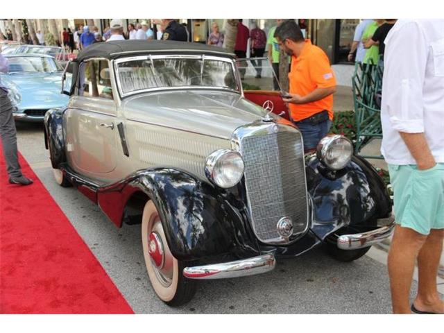 1936 Mercedes-Benz 170VA (CC-1507384) for sale in Cadillac, Michigan