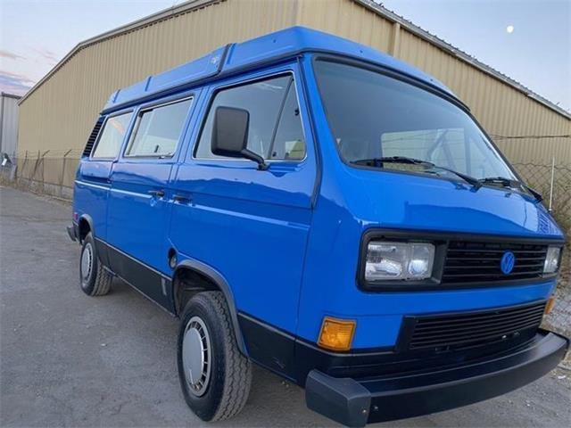 1987 Volkswagen Vanagon (CC-1507394) for sale in Cadillac, Michigan
