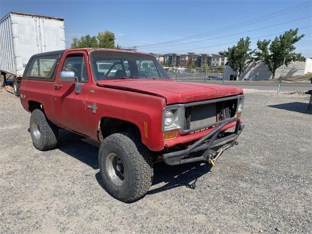 1977 Chevrolet Blazer (CC-1507396) for sale in Cadillac, Michigan