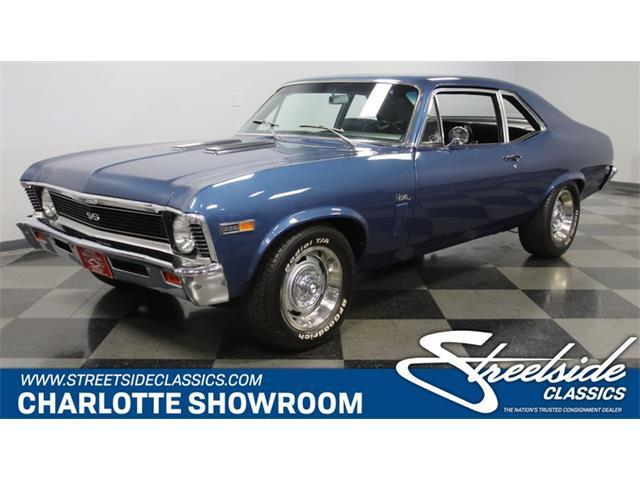 1969 Chevrolet Nova (CC-1507398) for sale in Concord, North Carolina