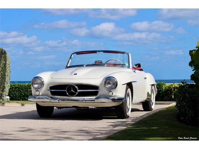1963 Mercedes-Benz 190SL (CC-1507424) for sale in Cadillac, Michigan
