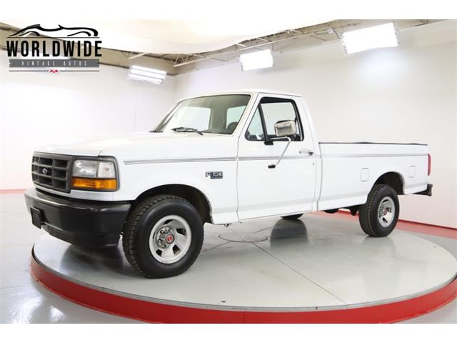 1993 Ford F150 (CC-1507425) for sale in Denver , Colorado