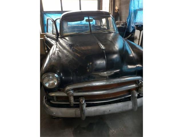 1950 Chevrolet Sedan (CC-1507427) for sale in Cadillac, Michigan