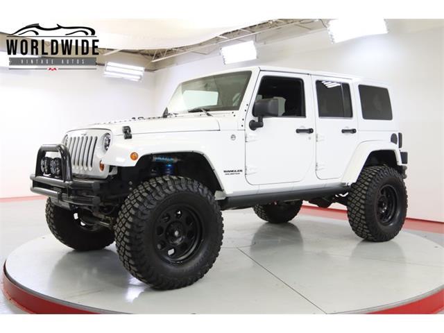 2013 Jeep Wrangler (CC-1507430) for sale in Denver , Colorado