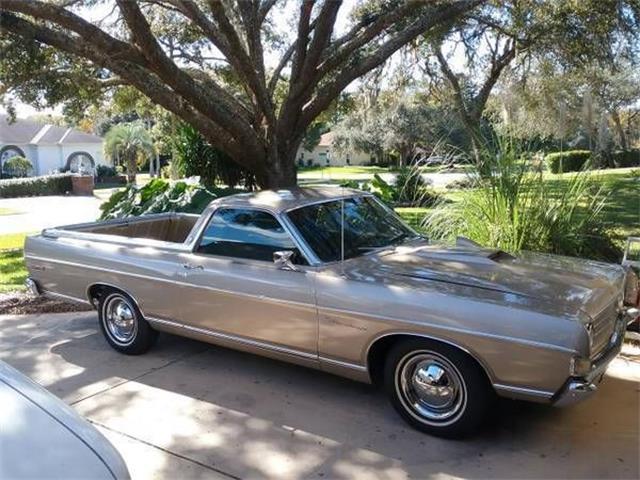 1969 Ford Ranchero (CC-1507434) for sale in Cadillac, Michigan