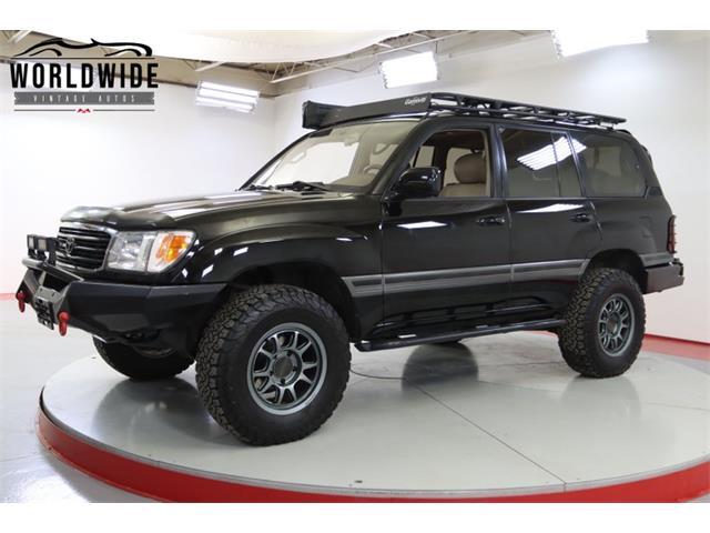 1999 Toyota Land Cruiser FJ (CC-1507444) for sale in Denver , Colorado