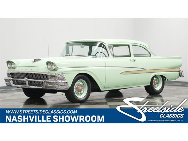 1958 Ford Custom (CC-1507455) for sale in Lavergne, Tennessee