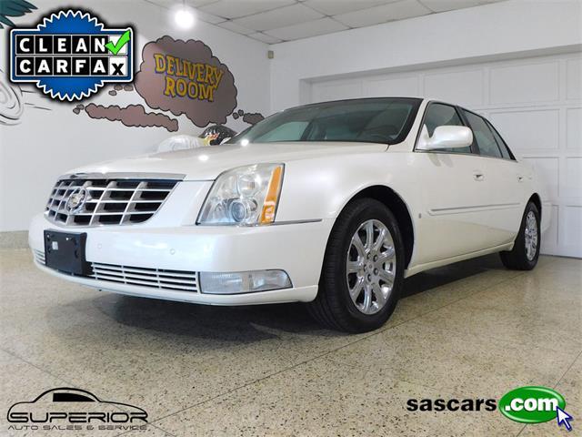 2009 Cadillac DTS (CC-1507459) for sale in Hamburg, New York