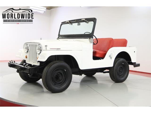 1964 Jeep CJ (CC-1507476) for sale in Denver , Colorado