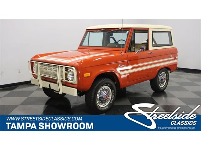 1976 Ford Bronco (CC-1507480) for sale in Lutz, Florida