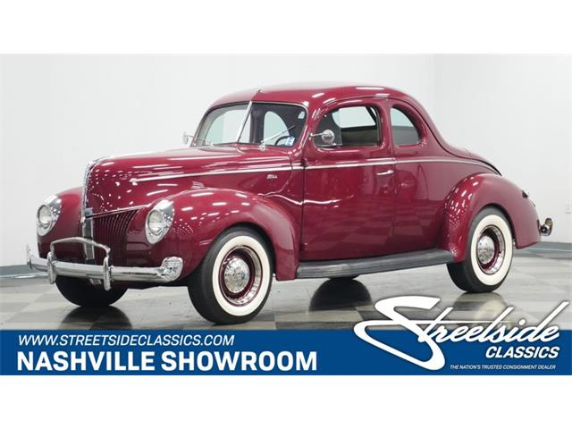 1940 Ford Business Coupe (CC-1507482) for sale in Lavergne, Tennessee