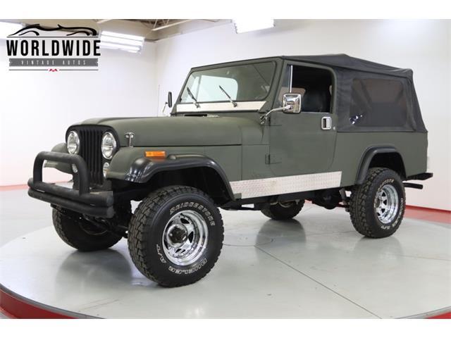 1983 Jeep CJ8 Scrambler (CC-1507484) for sale in Denver , Colorado