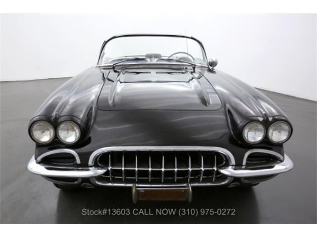 1961 Chevrolet Corvette (CC-1507492) for sale in Beverly Hills, California