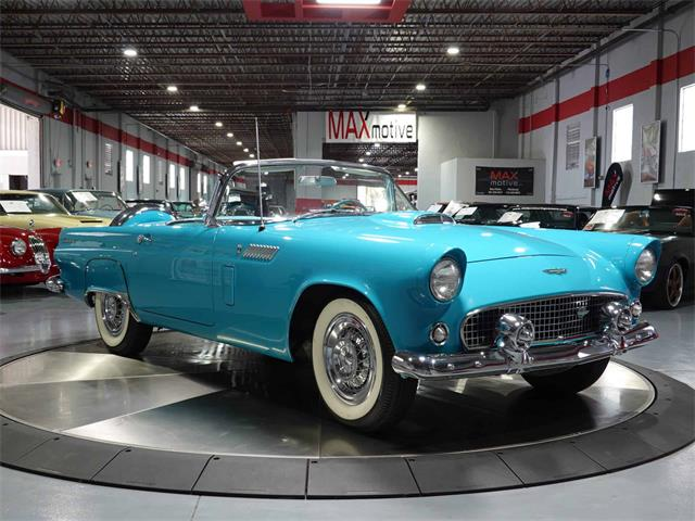 1956 Ford Thunderbird (CC-1507507) for sale in Pittsburgh, Pennsylvania