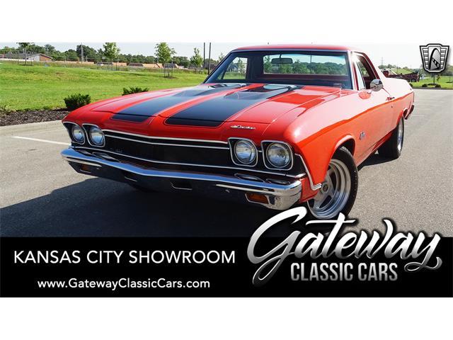 1968 Chevrolet El Camino (CC-1507532) for sale in O'Fallon, Illinois