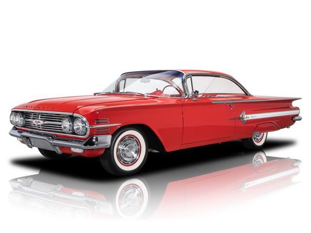 1960 Chevrolet Impala (CC-1507565) for sale in Charlotte, North Carolina