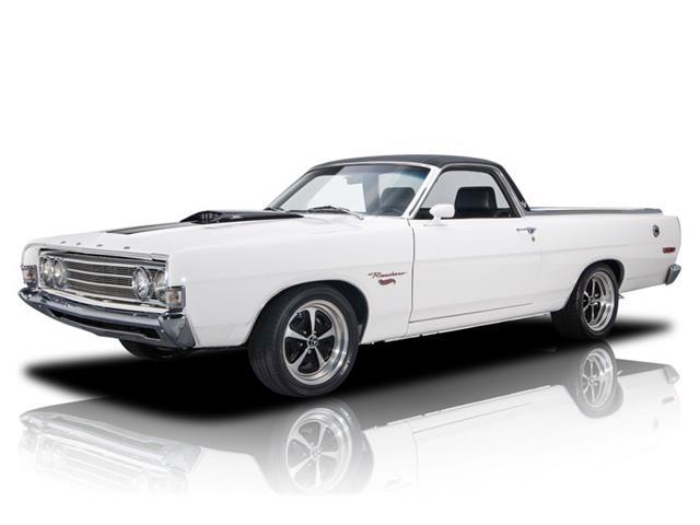 1969 Ford Ranchero (CC-1507573) for sale in Charlotte, North Carolina