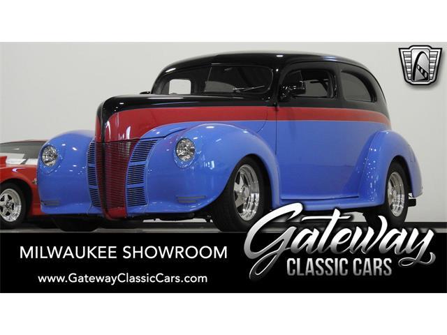 1940 Ford Sedan (CC-1507595) for sale in O'Fallon, Illinois