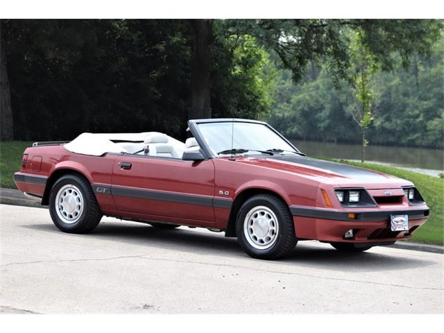 1986 Ford Mustang (CC-1507596) for sale in Alsip, Illinois