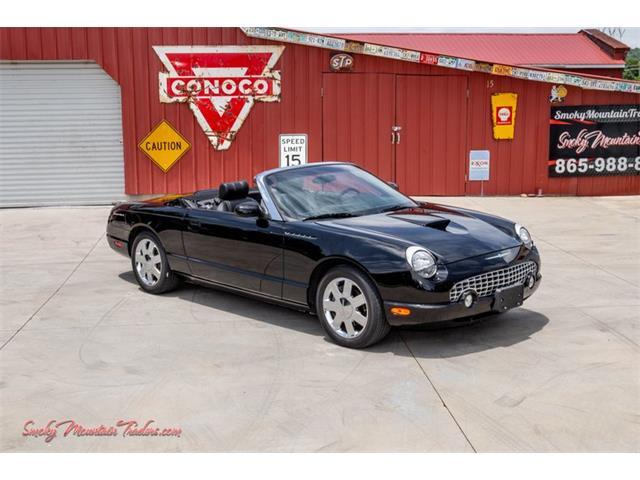 2002 Ford Thunderbird (CC-1507619) for sale in Lenoir City, Tennessee