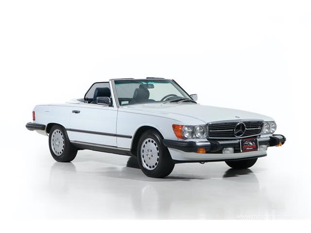 1988 Mercedes-Benz 560 (CC-1507631) for sale in Farmingdale, New York