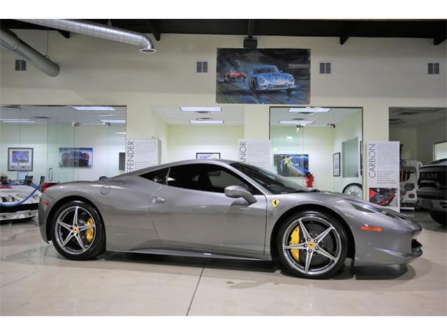 2012 Ferrari 458 (CC-1507635) for sale in Chatsworth, California