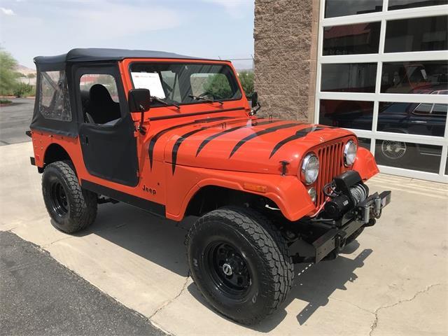 1979 Jeep CJ7 (CC-1507639) for sale in Henderson, Nevada
