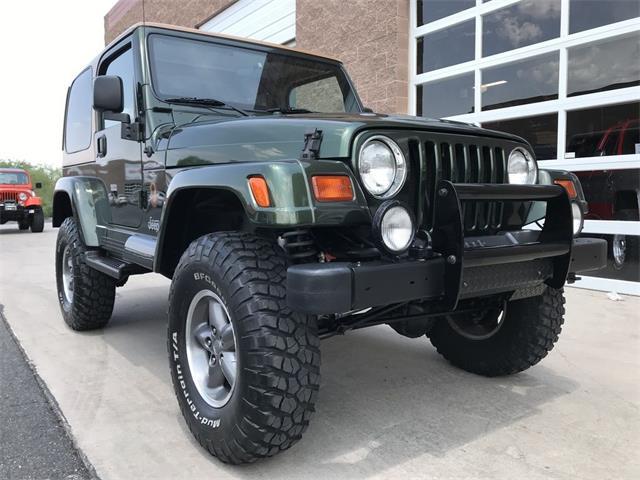 1998 Jeep Wrangler (CC-1507640) for sale in Henderson, Nevada