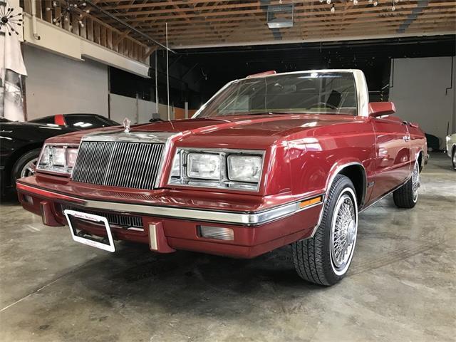 1985 Chrysler LeBaron (CC-1507644) for sale in Henderson, Nevada