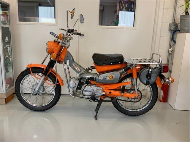 1974 Honda CT90 (CC-1507650) for sale in Fredericksburg, Texas