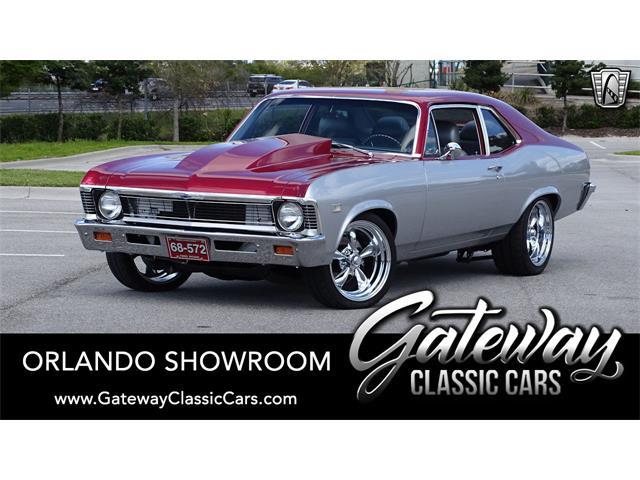 1968 Chevrolet Nova (CC-1507657) for sale in O'Fallon, Illinois
