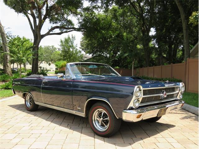 1966 Ford Fairlane (CC-1507666) for sale in Lakeland, Florida
