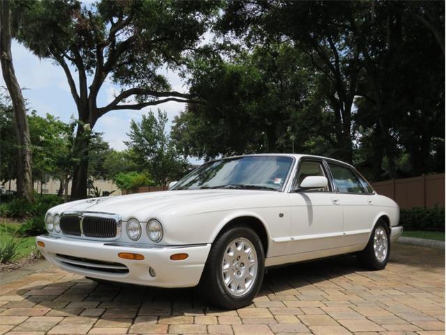 1998 Jaguar XJ8 (CC-1507670) for sale in Lakeland, Florida
