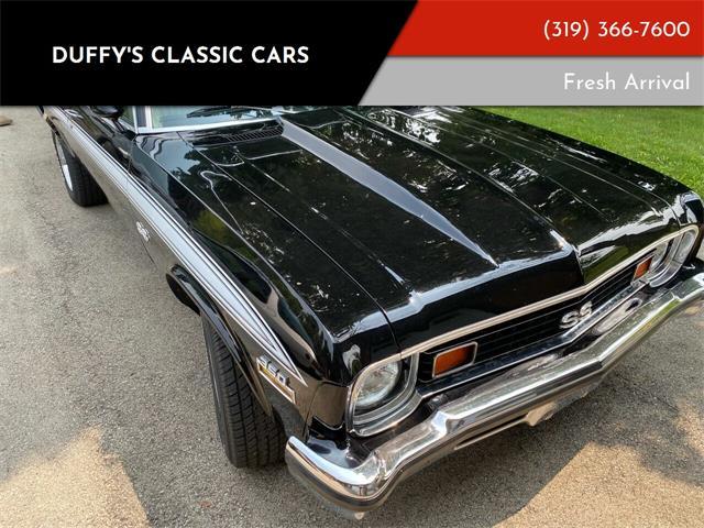 1973 Chevrolet Nova (CC-1507676) for sale in Cedar Rapids, Iowa