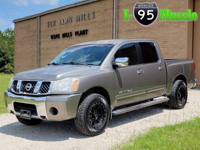 2006 Nissan Titan (CC-1507690) for sale in Hope Mills, North Carolina