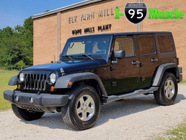 2011 Jeep Wrangler (CC-1507691) for sale in Hope Mills, North Carolina