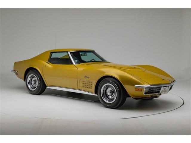 1971 Chevrolet Corvette (CC-1507708) for sale in Clifton Park, New York