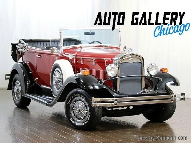 1932 Ford Phaeton (CC-1507725) for sale in Addison, Illinois