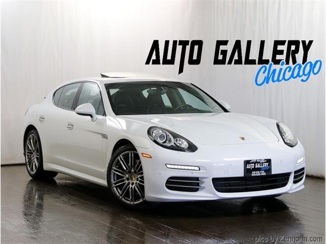 2016 Porsche Panamera (CC-1507726) for sale in Addison, Illinois