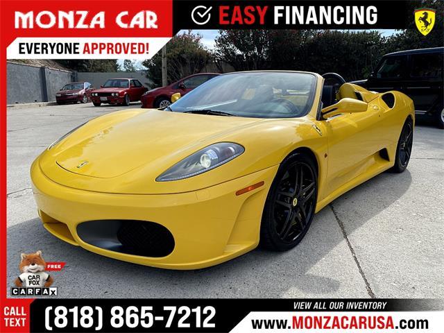 2008 Ferrari Spider (CC-1507729) for sale in Sherman Oaks, California