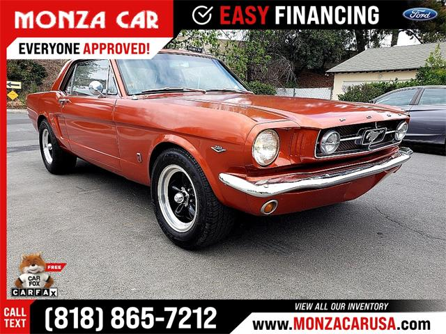 1966 Ford Mustang GT (CC-1507736) for sale in Sherman Oaks, California