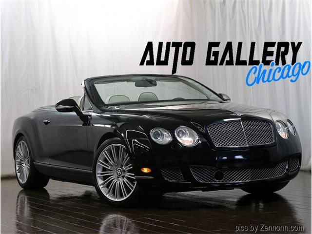 2011 Bentley Continental GTC (CC-1507746) for sale in Addison, Illinois