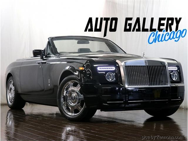 2009 Rolls-Royce Phantom (CC-1507750) for sale in Addison, Illinois