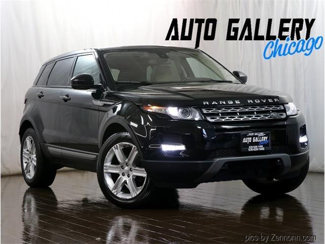 2015 Land Rover Range Rover Evoque (CC-1507760) for sale in Addison, Illinois